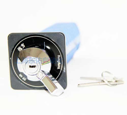 解鎖聯鎖帶鑰匙轉換開關YSDKNCA2405-79M10L